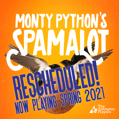 Spamalot rescheduled_sq